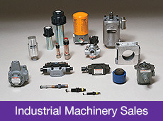Industrial Machinery Sales