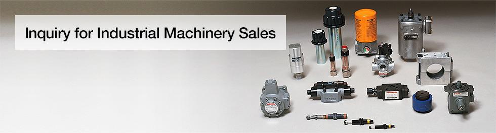 Inquiry for Industrial Machinery Sales