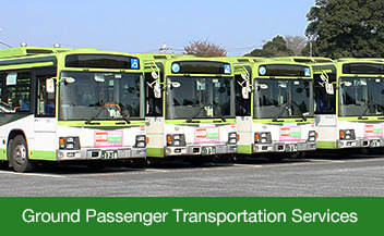Ground Passenger Transportation Services